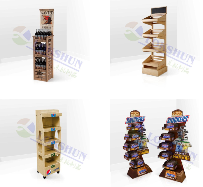 Custom Kartonnen Teller Top Snoep Chocolade Display Dozen Karton Koffie Energie Eiwit Bar Display Case