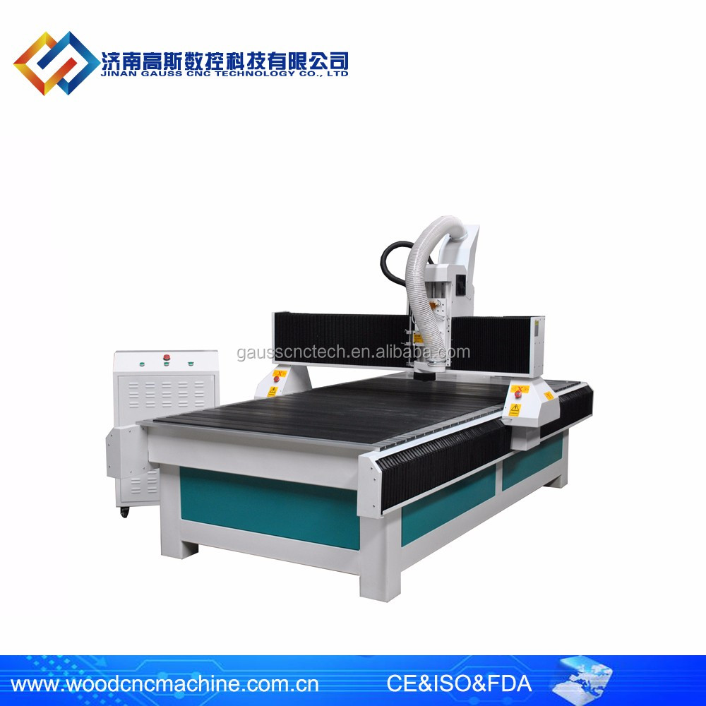 GS 1325 cnc router machine for aluminum with great price