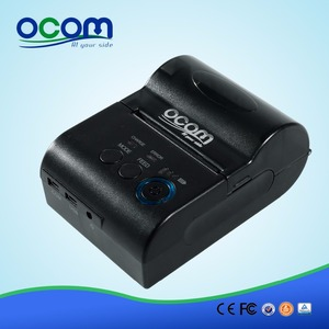 OCPP-M03 58mm Portable Bluetooth Mobile Thermal Receipt Printer