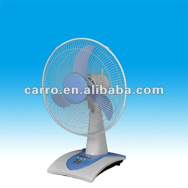 12V 16 inch DC fan,DC table fan