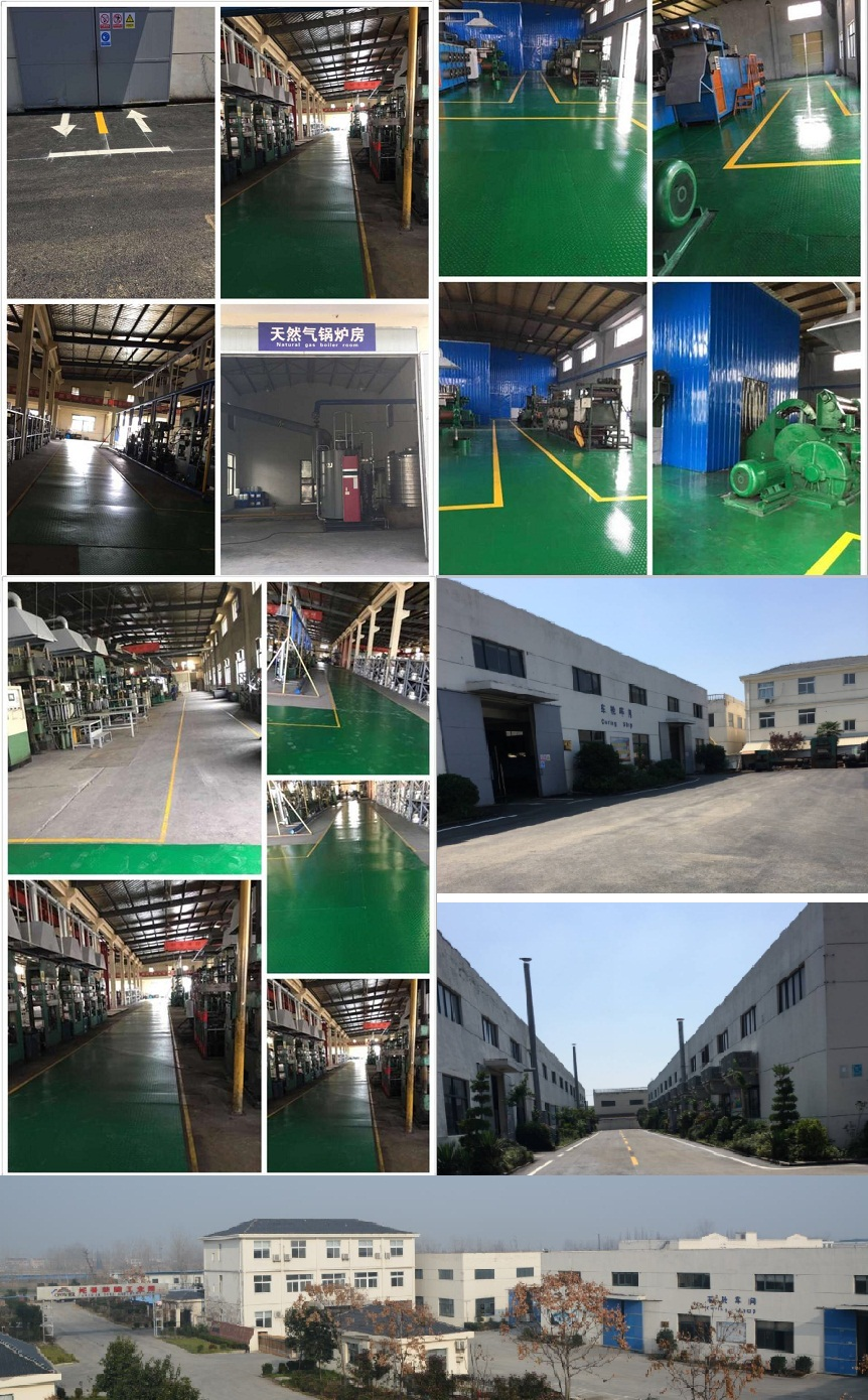 TOPOWER SOLID TYRE FACTORY