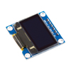 6Pins 0.96 Inch SPI OLED Digital SSD1306 Display 12864 SPI interface Blue LCD Display Module DIY