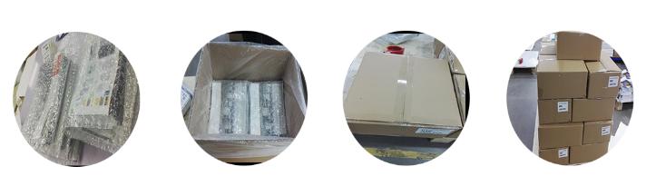 Custom Papier Cosmetische Verpakking Box Printing Service Met Spot Hot Stamping