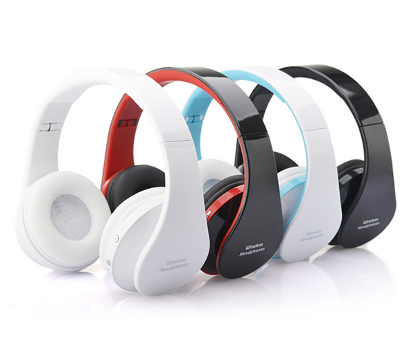 Wholesale Foldable HIFI <strong>Bluetooth</strong> V3.0 CVC Noise Reduction Stereo Wireless <strong>Bluetooth</strong> Headphone