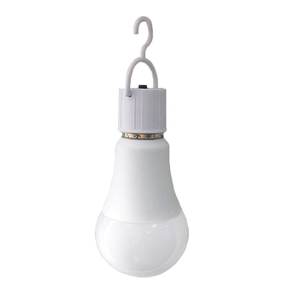 China Factory 6-7 Hours Working Time Led Intelligent 5W E27 E26 B22 Rechargeable Emergency LED Light Bulb CE ROHS