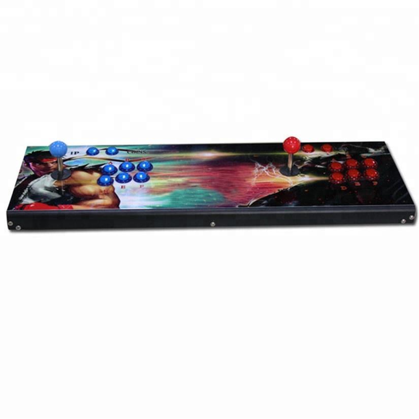 680 games TV, PC output 2 players Pandora 4S metal joystick video