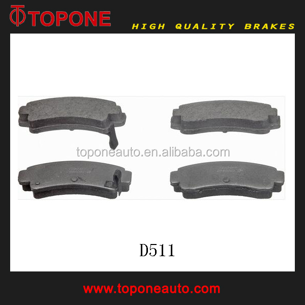 Brake Pad Supplier For Nissan Sunny Auto Parts A119wk Car Spare ...