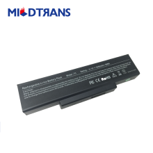 High quality replacement laptop battery for ASUS F3 SQU-524 BTY-M66 SQU-706 11.1V 5.2Ah 58Wh Black
