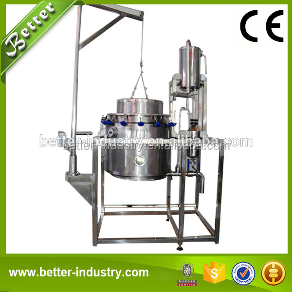 China Supplier Industrial Lavender Oil Extraction Machine