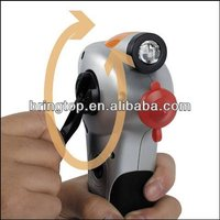 Multi functional Auto Car Hammer with LED light and Charger