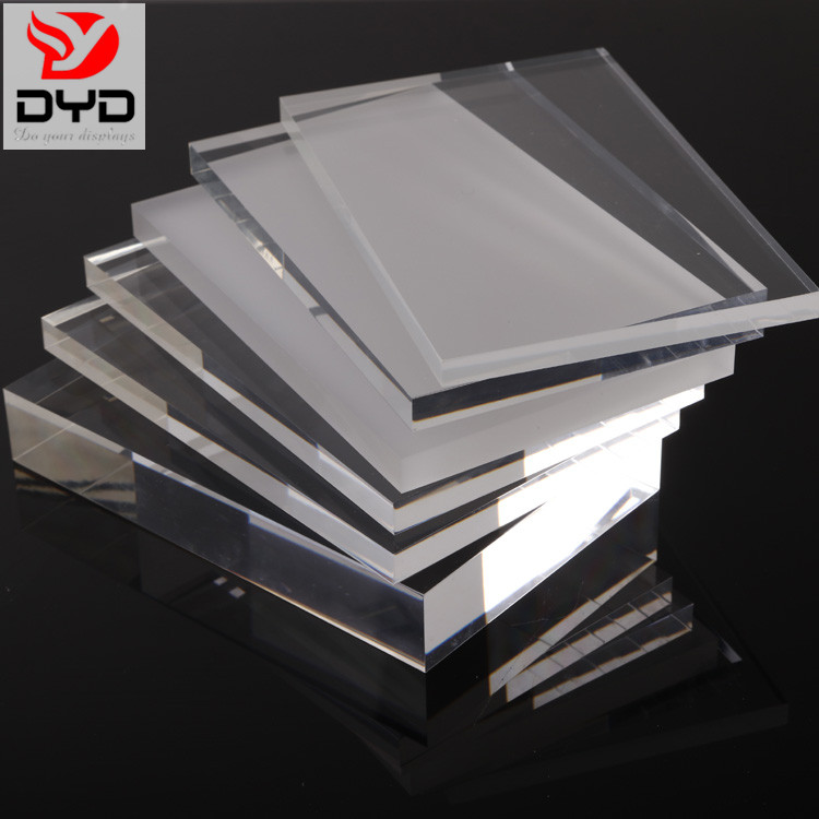 100% virgin material PMMA acrylic plastic panels supplier