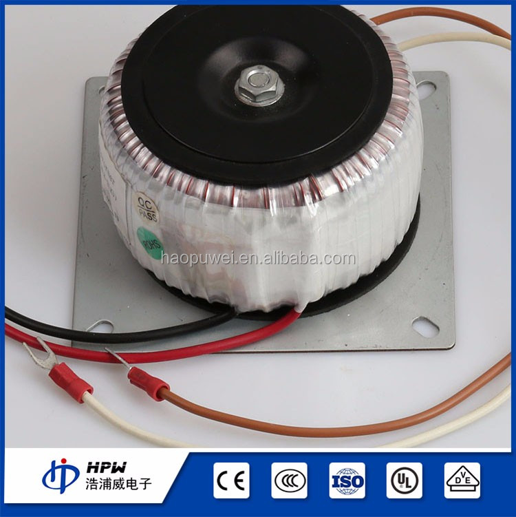 Welded Application r core power transformer direct sale