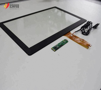 13.3,14,15,15.6,17,17.3,18.5 inch capacitive touch panel touch overlay for raspberry pi
