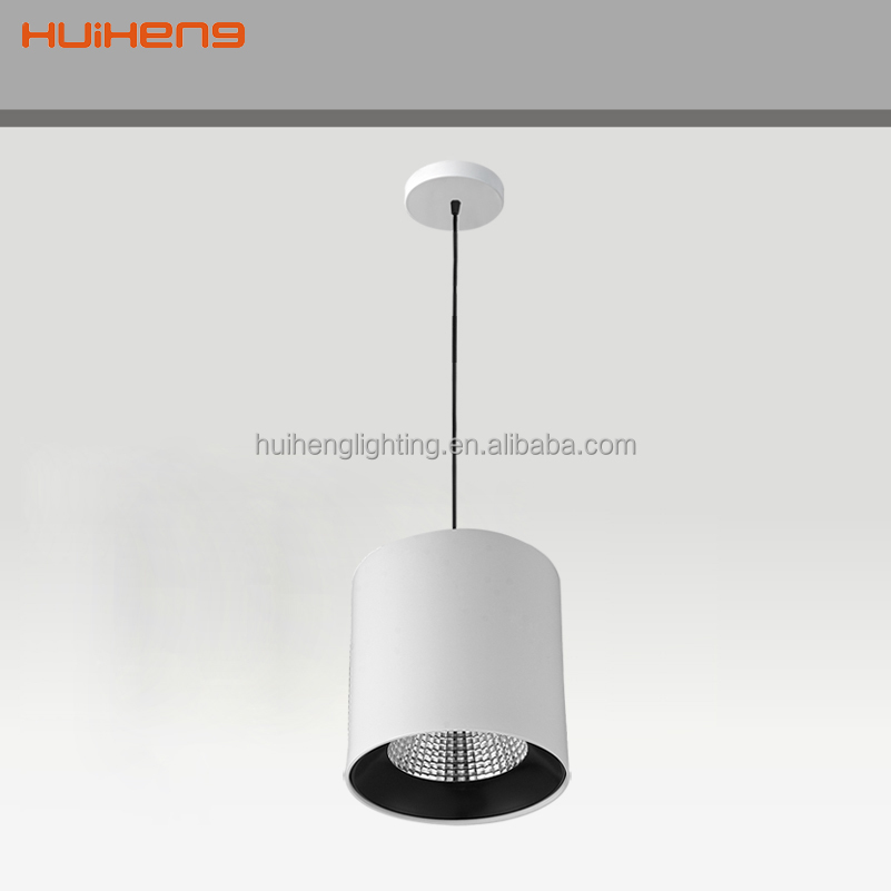 4 inch 140*145mm high power cree cob led pendant downlight 12w