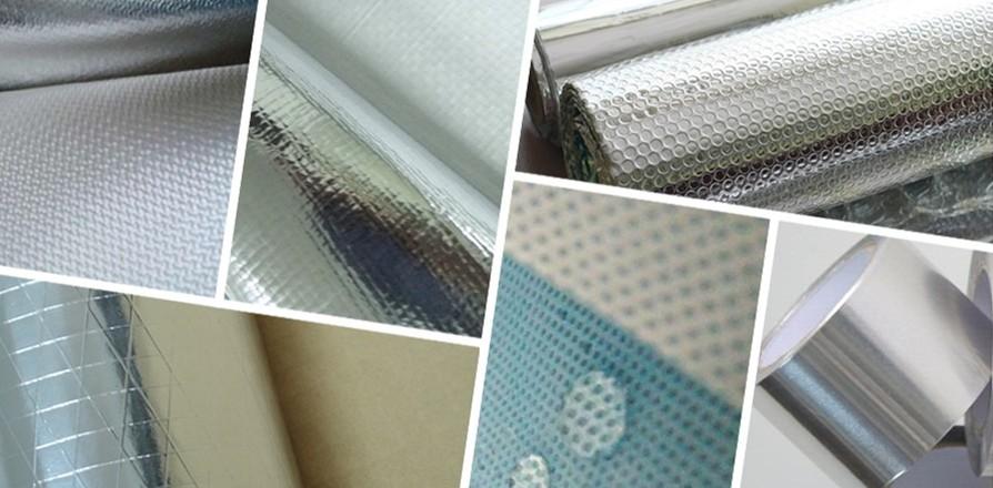 Radiant Barrier Amp Insulation Material Amp Fsk 1 2 Fiberglass