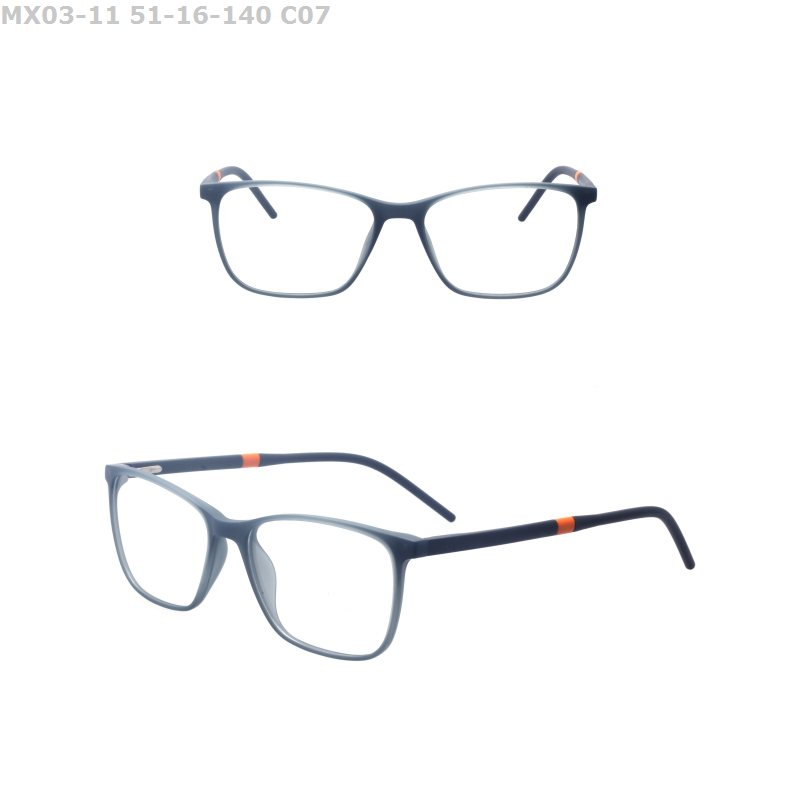 2018 new model cheap fashion TR90 promotional colorful stock lot optical eyeglasses frame