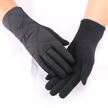 Fashion winter warm gloves Gloves for touch screen Color change glove