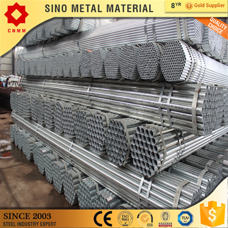 thick wall welded pipe making pipe schedule 40 hot dip galvanized steel pipe tube bundle