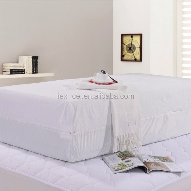 Bamboo Pillow Top Mattress 100% Waterproof Breathable Crib Mattress Protector Pad - Buy Mattress ...