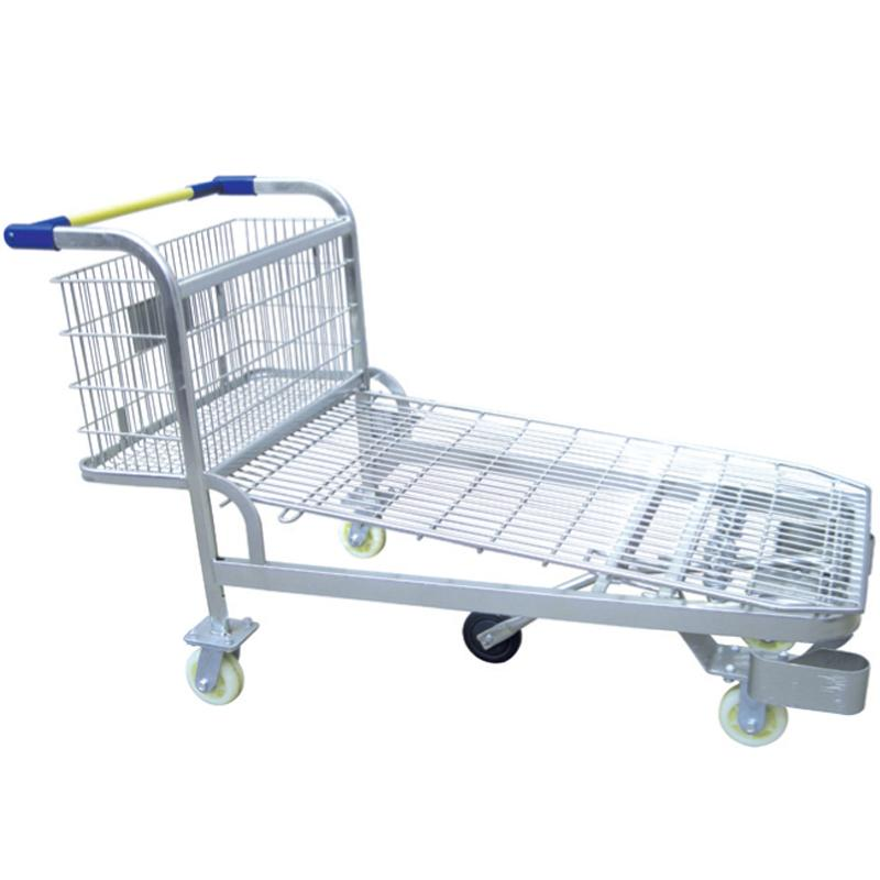 Popular Standard Warehouse Trolley Cart (JS-TWT05)