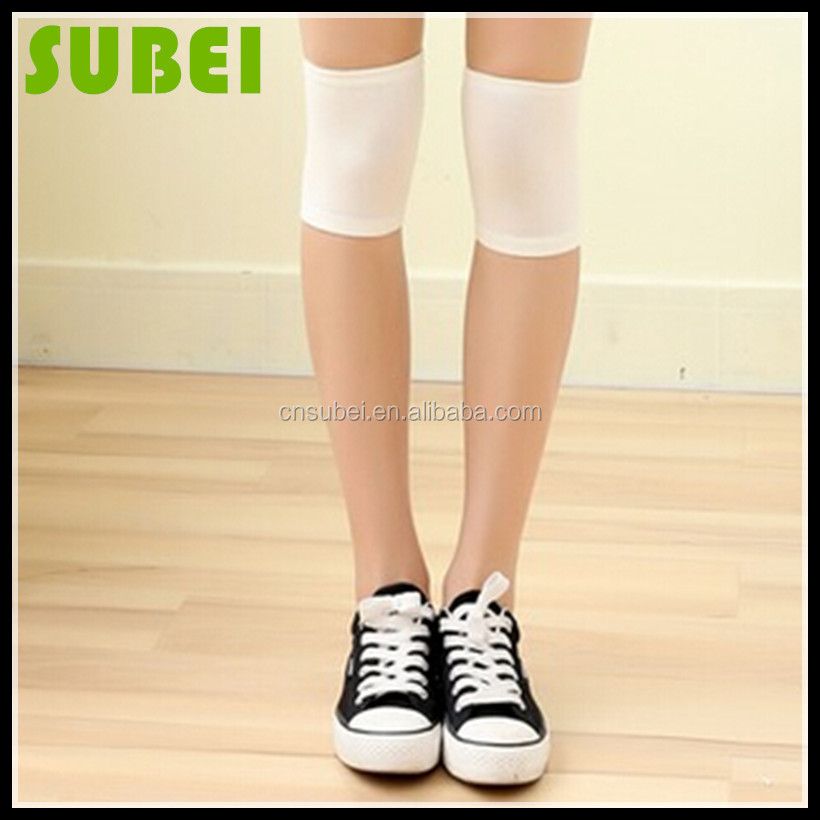 Women summer air conditioning room ultra-thin breathable vivid color leg warmers