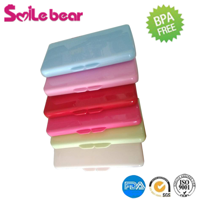Cheapest Colorful Different Color Wet Wipe Case For Travel