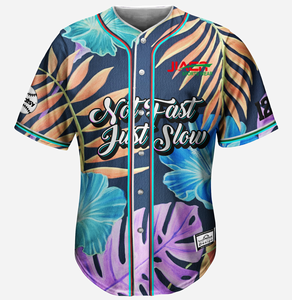 2017 Sublimation camo Danmark baseball wear for junior, Design your own round baseball shirt for adult clothing