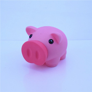Animal Shape plastic piggy bank