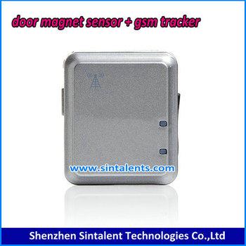 Mini Magnetic Sensor Door Window Entry Alarmbalcony Alarmdoor Open