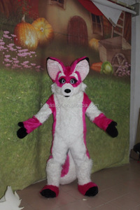 HI Good quality!!!Popular fox furry mascots costumes