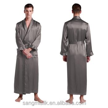 100% Silk Nightshirt Satin Silk Nightgown Men - Buy Silk Nightshirt ... 23e2833dd