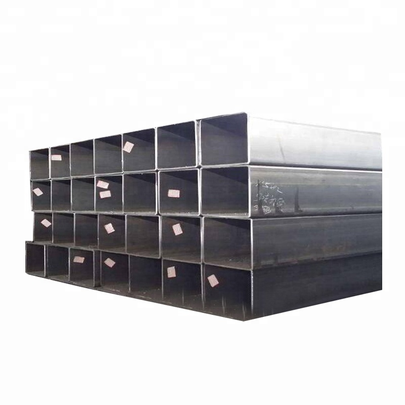 Trade assurance steel square pipe weight galvanized carbon square metal <strong>tube</strong>