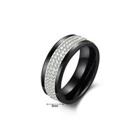 Latest fashion middle east wedding rings for men (ER-040)