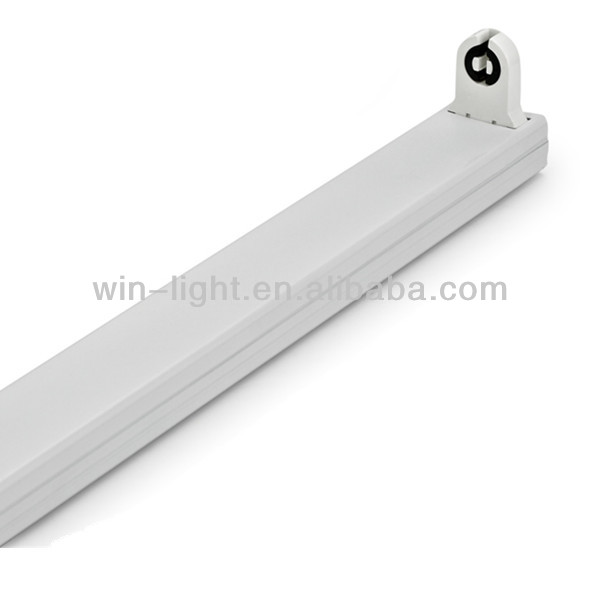 T5 T8 LED tube fluorescent high bay lighting fixtures from china manufacturer