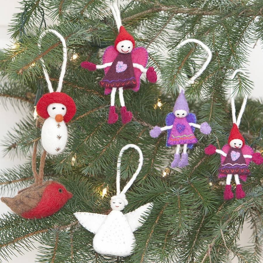 2016 custom felt christmas hanging ornament outdoor christmas tree decoration buy lowes outdoor christmas decorationslarge outdoor christmas decorations