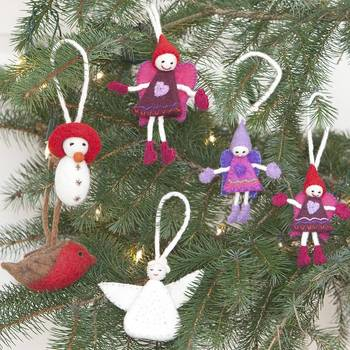 Lowes Christmas Decorations.2016 Custom Felt Christmas Hanging Ornament Outdoor Christmas Tree Decoration Buy Lowes Outdoor Christmas Decorations Large Outdoor Christmas