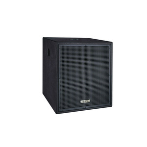 Professional Big Power Super Bass Passive Speaker Subwoofer For KTV/Pub/Disco Morin F-18