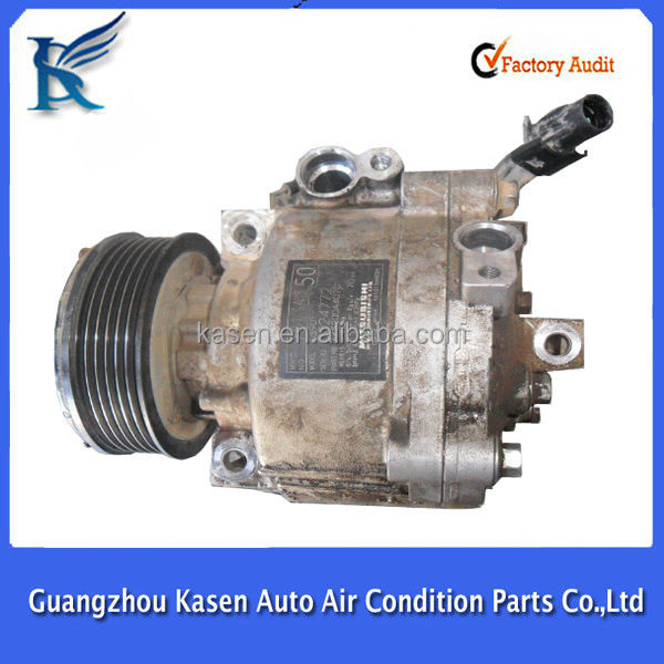 QS90 12v dc r134a air conditioner compressor for Mitsubishi lancer ex2.4 2014