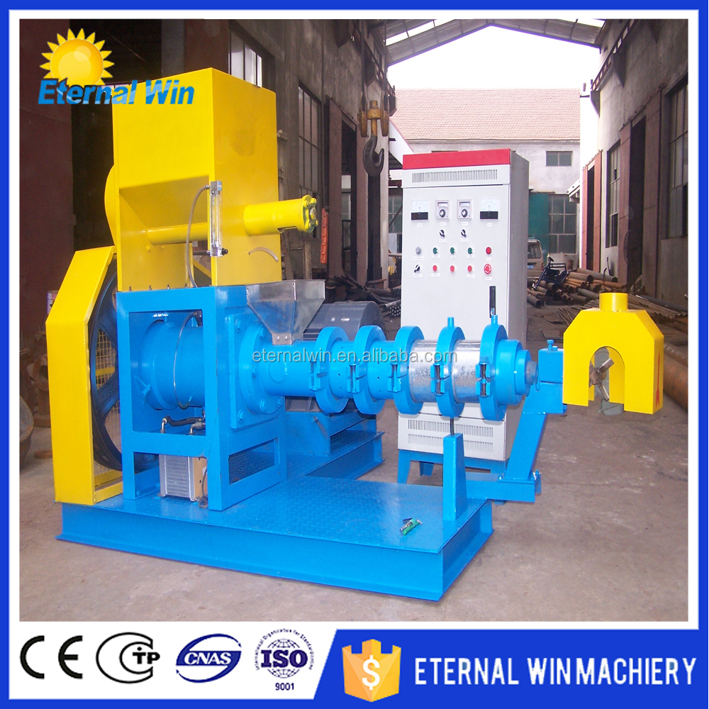 CE approved fish pellet machine