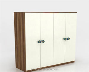 Factory latest mirrored file cabinet pooja mandir for sale