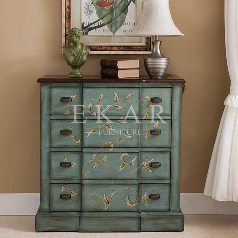 Retro vintage meubels houten meubels commode houten kasten product ...