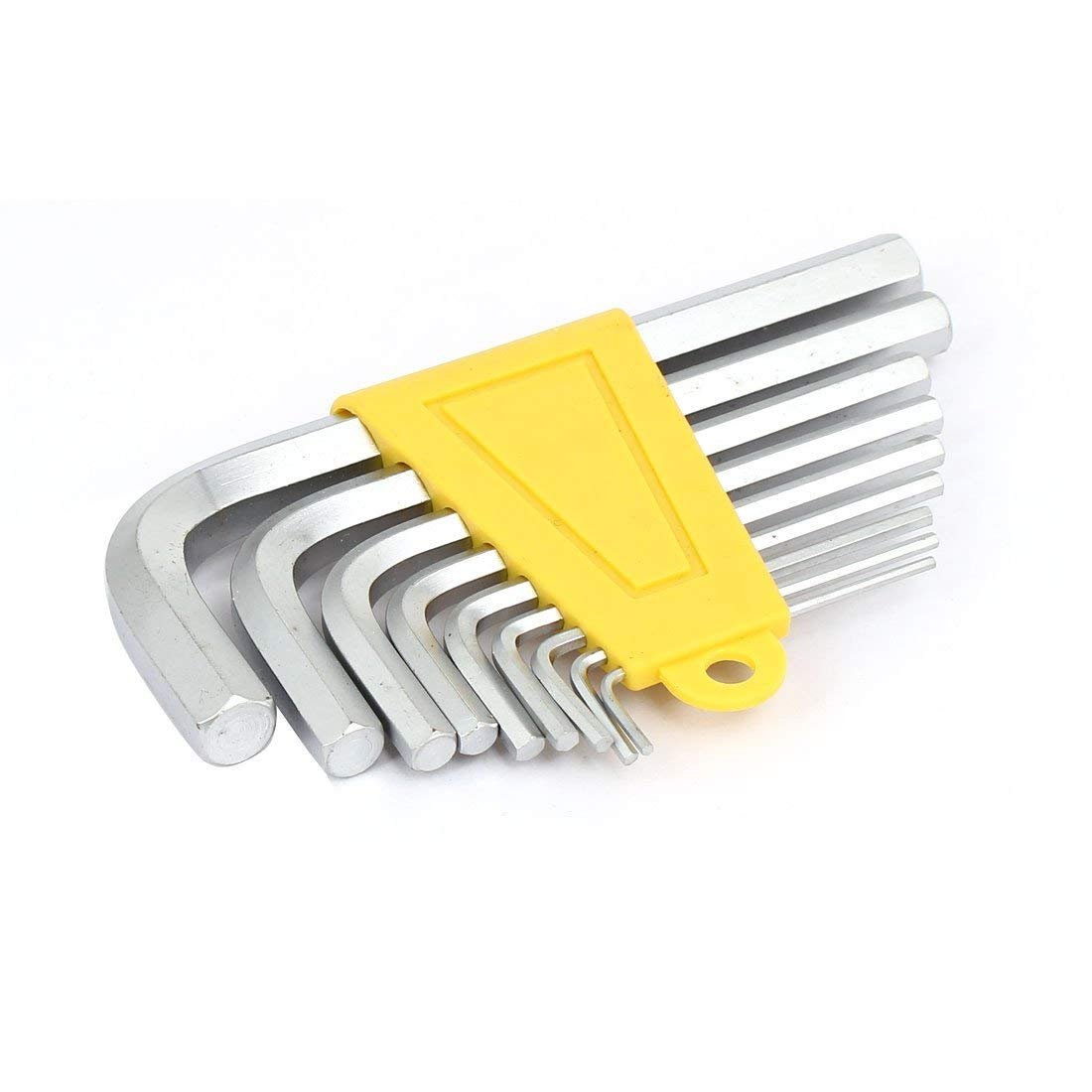 Uxcell a15052300ux0068 H5 5mm Tip Shaft T Handle Ball Head Hex Hexagon Key Wrench Hand Tool
