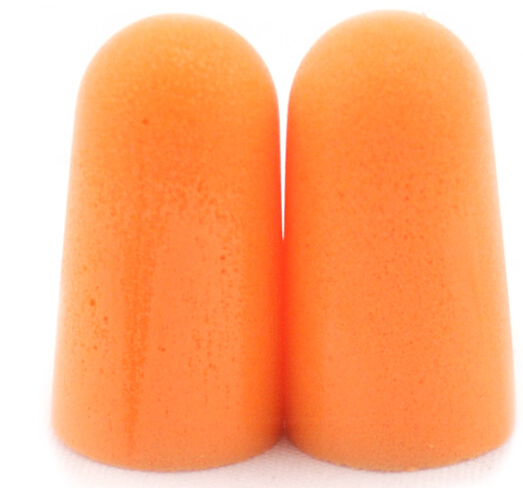 Anti Noise Corded PU foam Ear plug