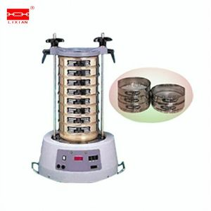 Stainless Steel Lab Soil Testing Sieve Equipment