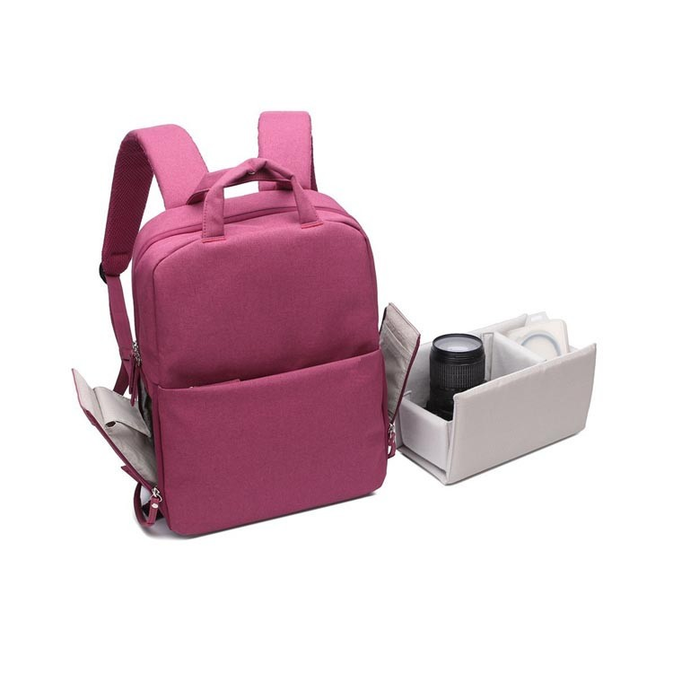 Dslr Hidden Compartment Fashion Camera Bag Waterproof dslr
