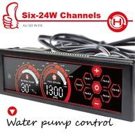 Alseye DA0318 manufacturer 6 channels fan speed controller