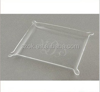 Cheap Clear Small Plastic Tray,Acrylic Serving Tray Wholesale ...