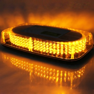 11 inch white red blue amber magnetic emergency strobe mini LED lightbar