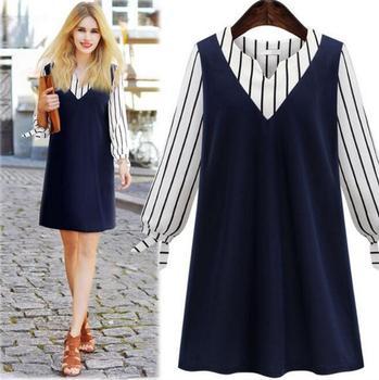 Zm34214a Girls Fock Design Dress Fat Women Plus Size Dresses Online