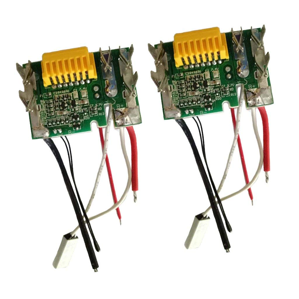 Cheap Makita Electric Battery Protection Circuit Board Find Overvoltage Ic Get Quotations Flameer 2pcs 18v Pcb Chip For Tools Bl1830 Bl1840